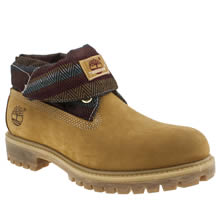 Natural Timberland Roll Top Baha