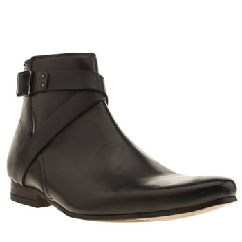 Ted Baker Black Baaton Boots