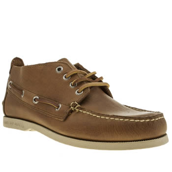 Sperry Brown A/o Chukka Boardwalk Boots