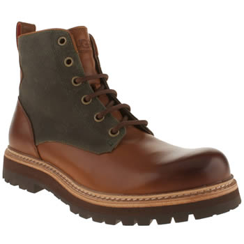 mens ugg australia tan huntly boots