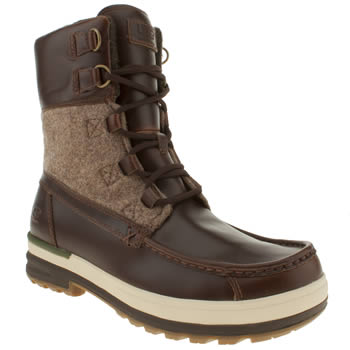 mens ugg australia brown ory boots