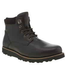 Ugg Australia Dark Brown Seton Mens Boots