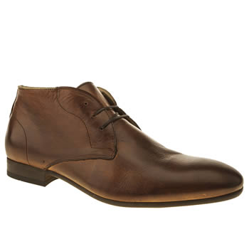 mens h by hudson tan rene chukka boots