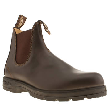 Blundstone Brown 550 Pull On Boots