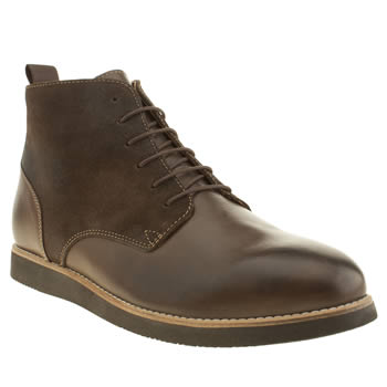 Frank Wright Brown Drake Boots