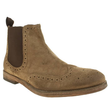 Frank Wright Tan Cromer Boots