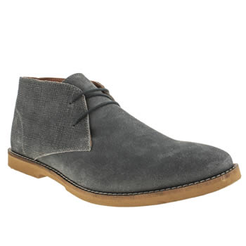 mens frank wright blue murray chukka boots