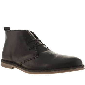 Men's Footwear Momentum Black Desmond Boots