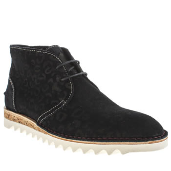 Mens Paul Smith Shoes Navy Callisto Boots