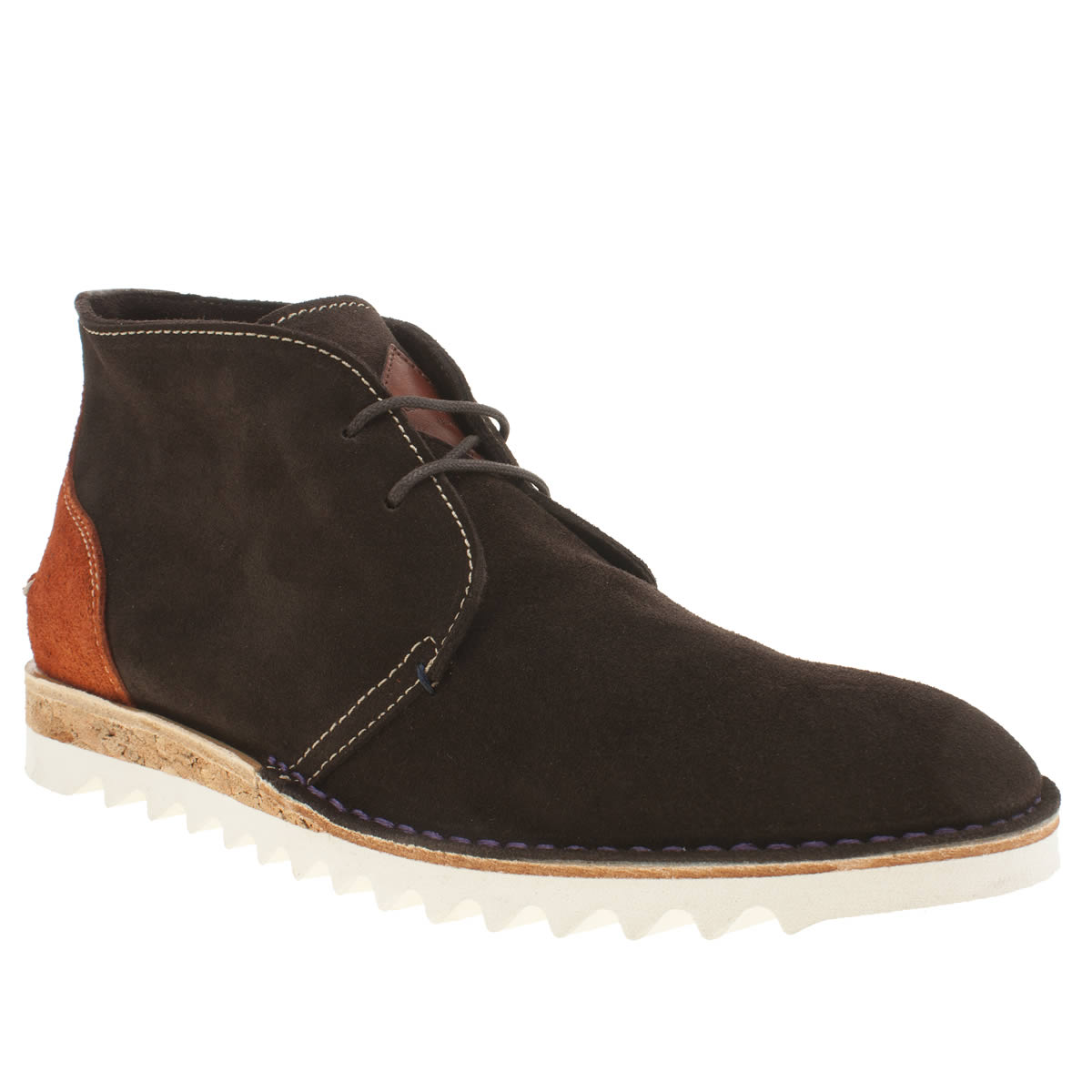 Paul Smith Shoes Paul Smith Shoes Brown Callisto Boots