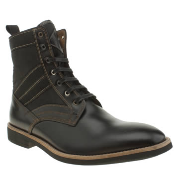Mens Paul Smith Shoes Black Jules Boots
