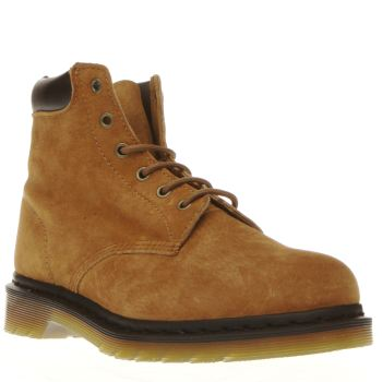 Dr Martens Tan 939 6 Eye Hiker Mens Boots