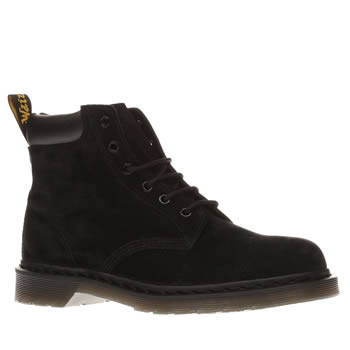 Dr Martens Black 939 6 Eye Hiker Mens Boots