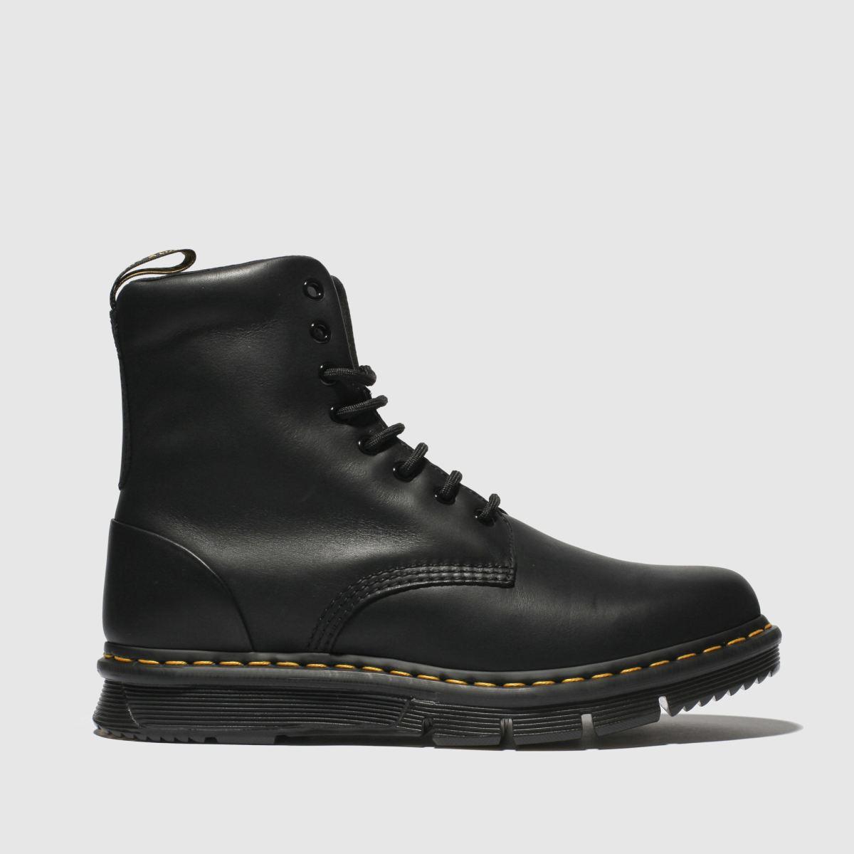 Dr Martens Black Lexington Boots
