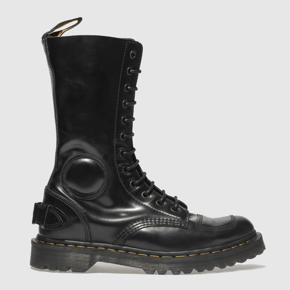 Dr Martens Black Neilson Boots