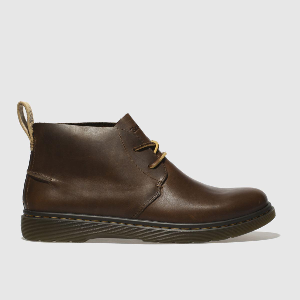 Dr Martens Tan Ember Boots