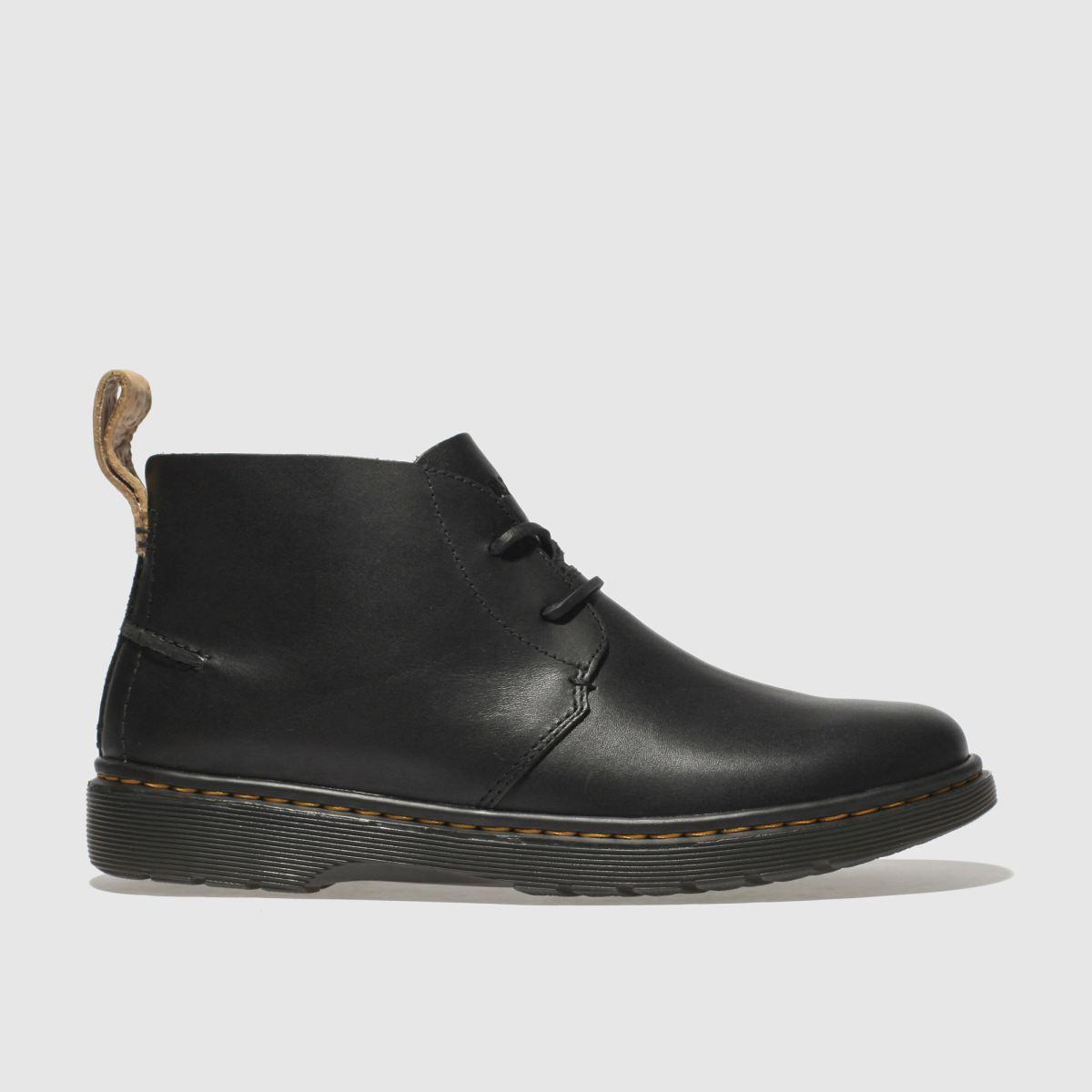 Dr Martens Black Ember Boots