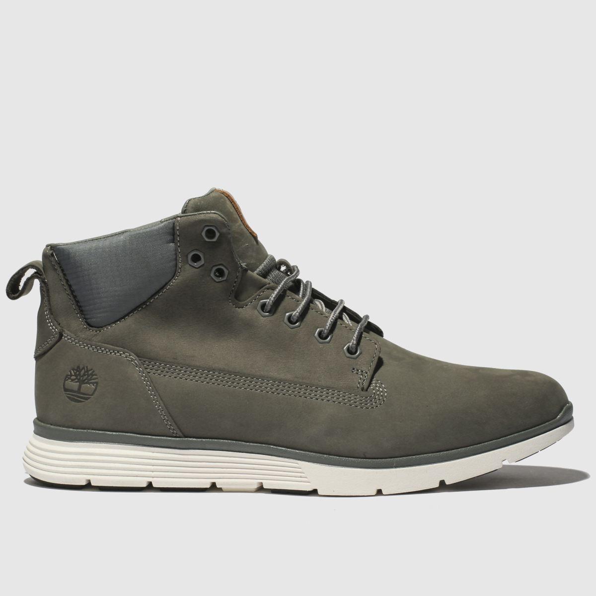 Timberland Grey Killington Chukka Boots