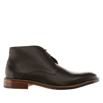 Ted Baker Black Torsdi 4 Mens Boots
