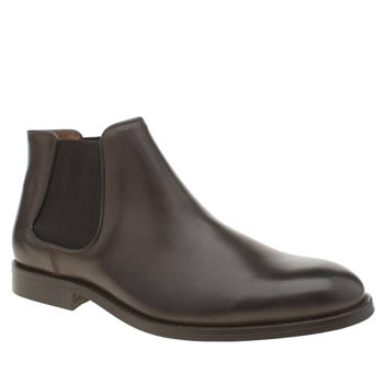 Mens Momentum Brown Harrison Chelsea Boots