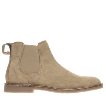 Momentum Natural Burbank Chelsea Boots