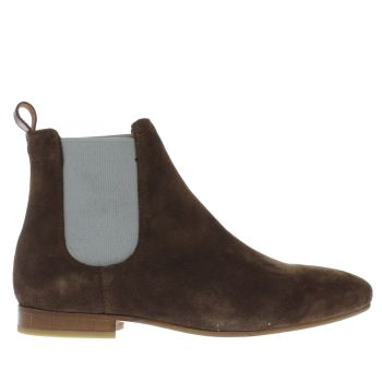 Momentum Brown Bombay Chelsea Boots