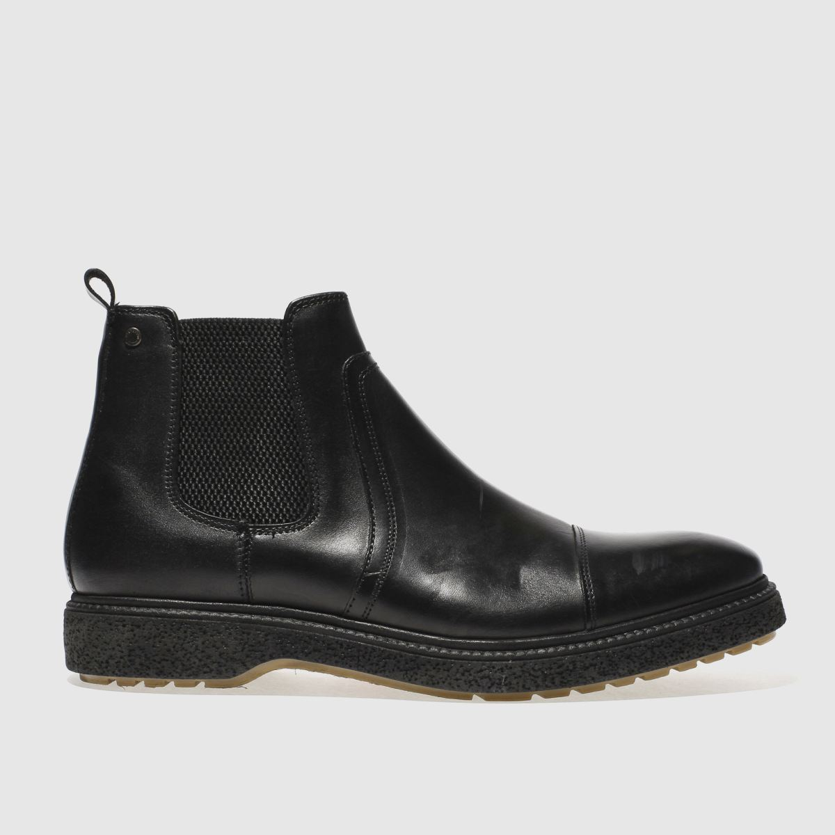 base london black zoot boots