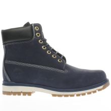 Timberland Navy Radford 6 Inch Mens Boots