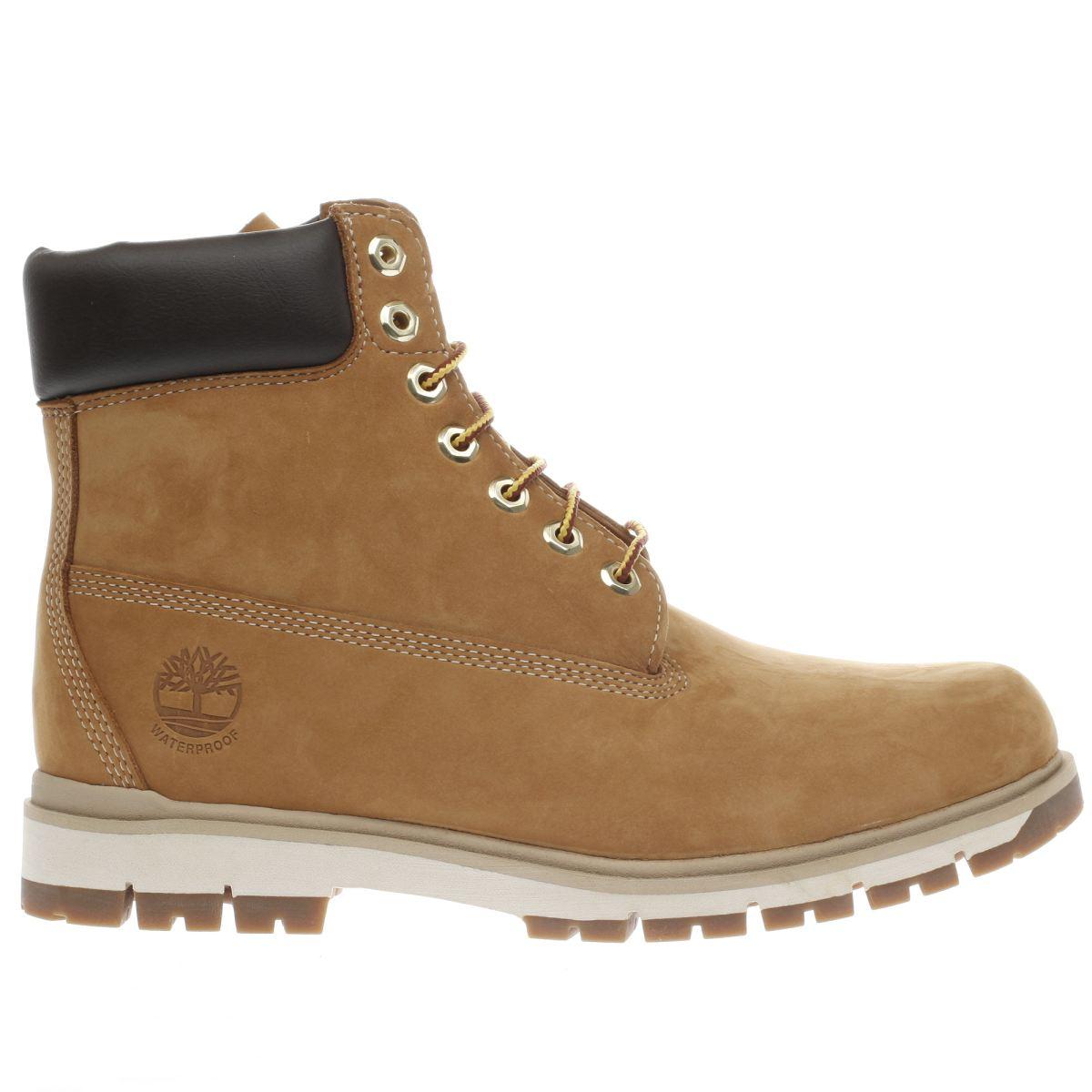 timberland tan radford 6 inch boots