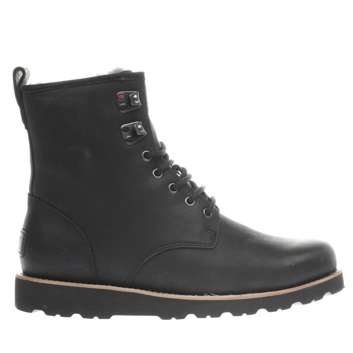 ugg black hannen tl boots
