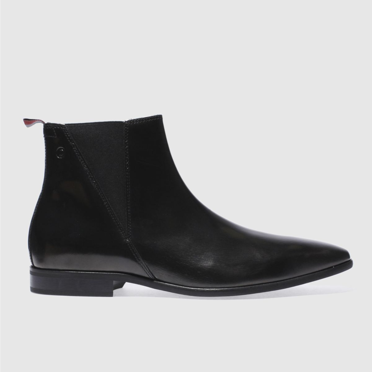 red or dead pewter mcavoy chelsea boots