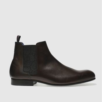 Ted Baker Brown Kayto Mens Boots