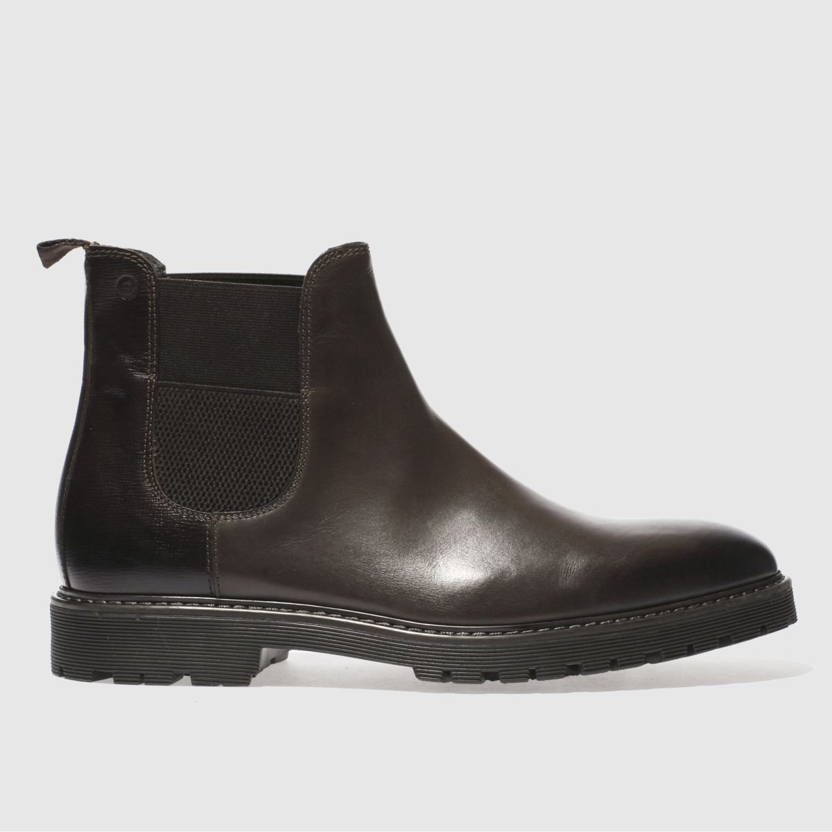 red or dead brown mr callahan chelsea boots