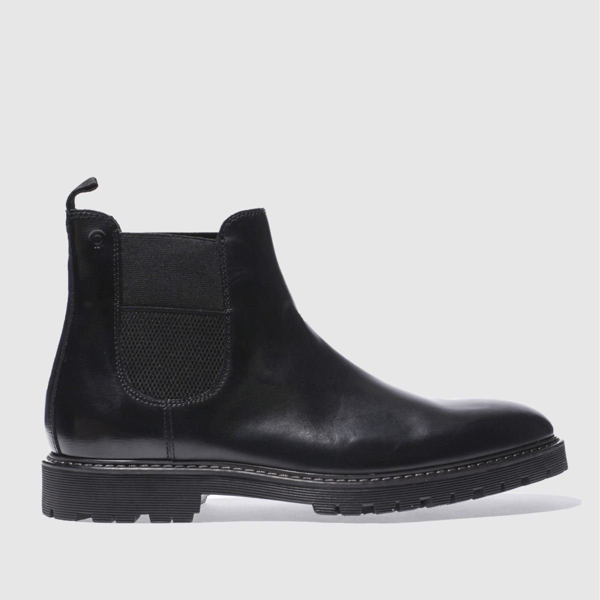 red or dead black mr callahan chelsea boots