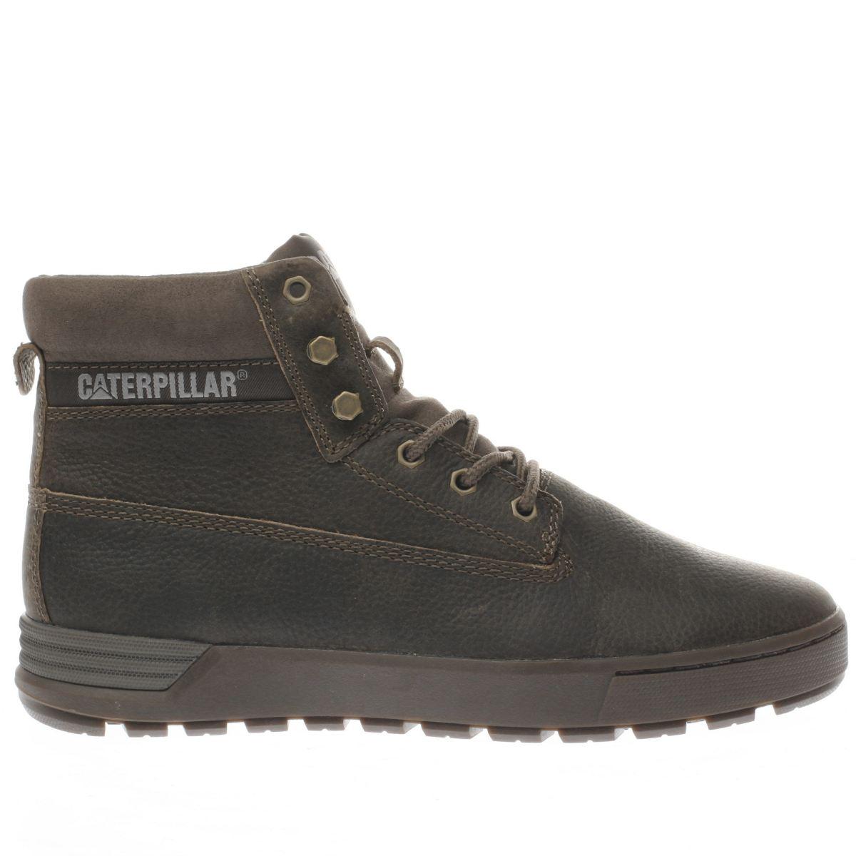 cat-footwear khaki ryker boots