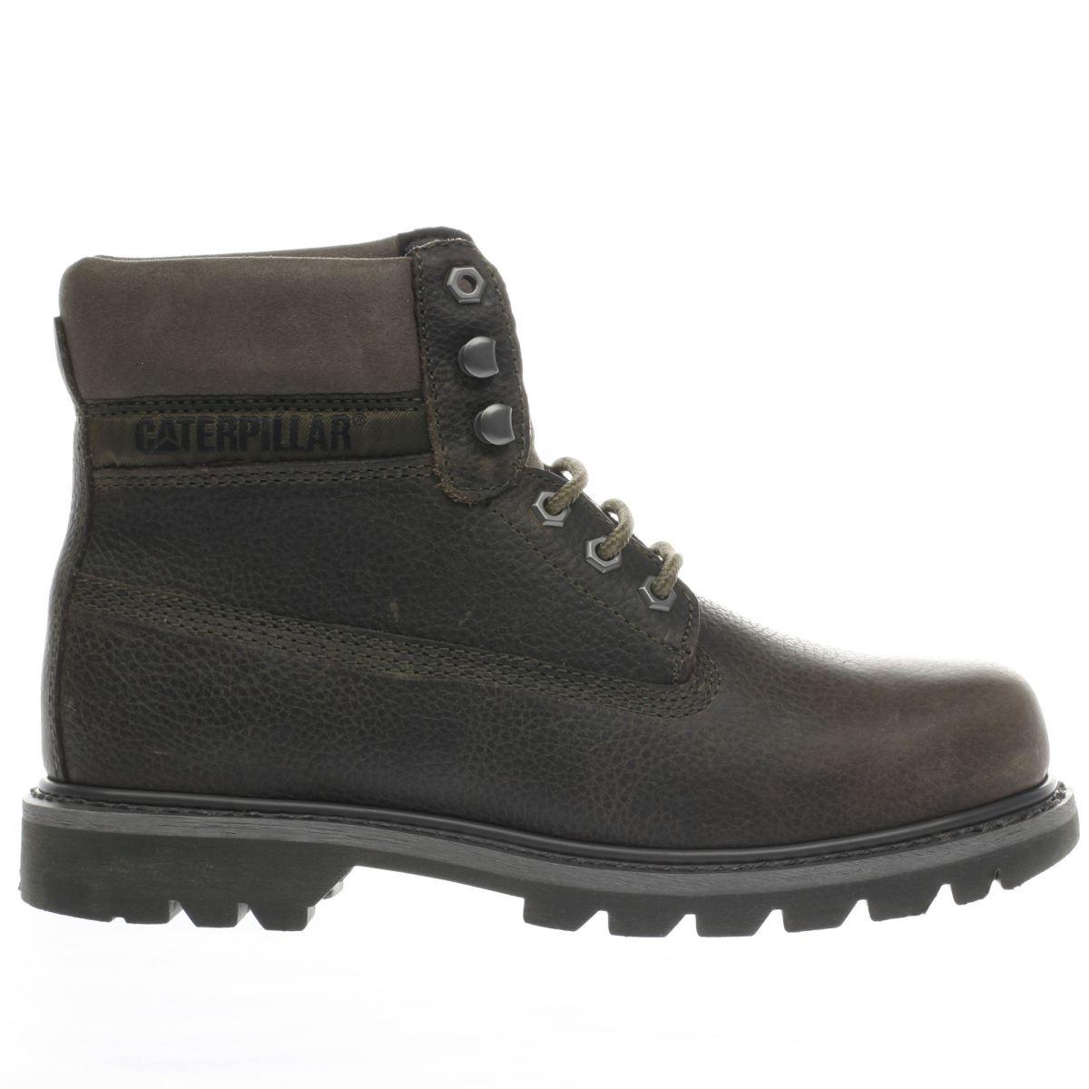 cat-footwear khaki colorado boots