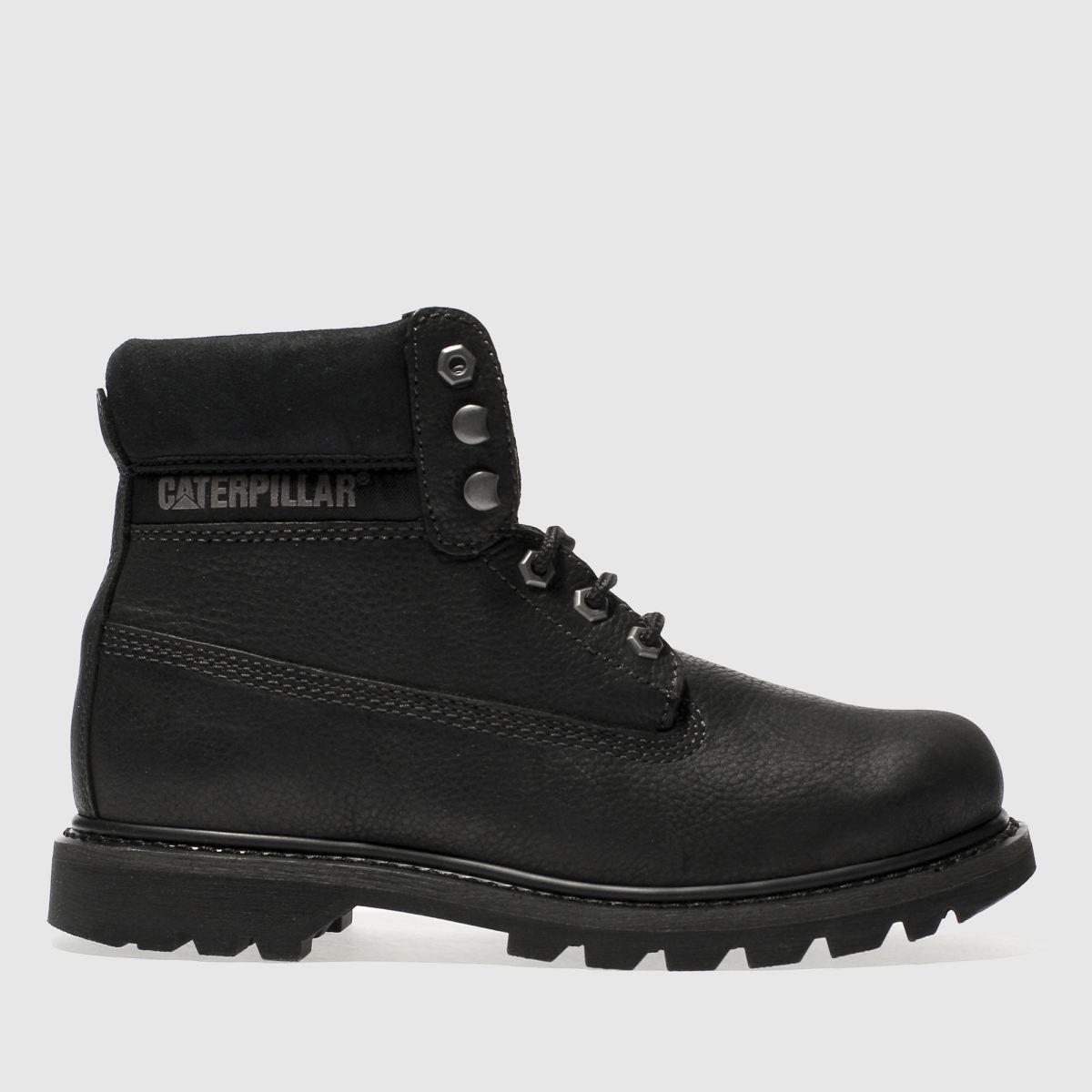 cat-footwear black colorado boots