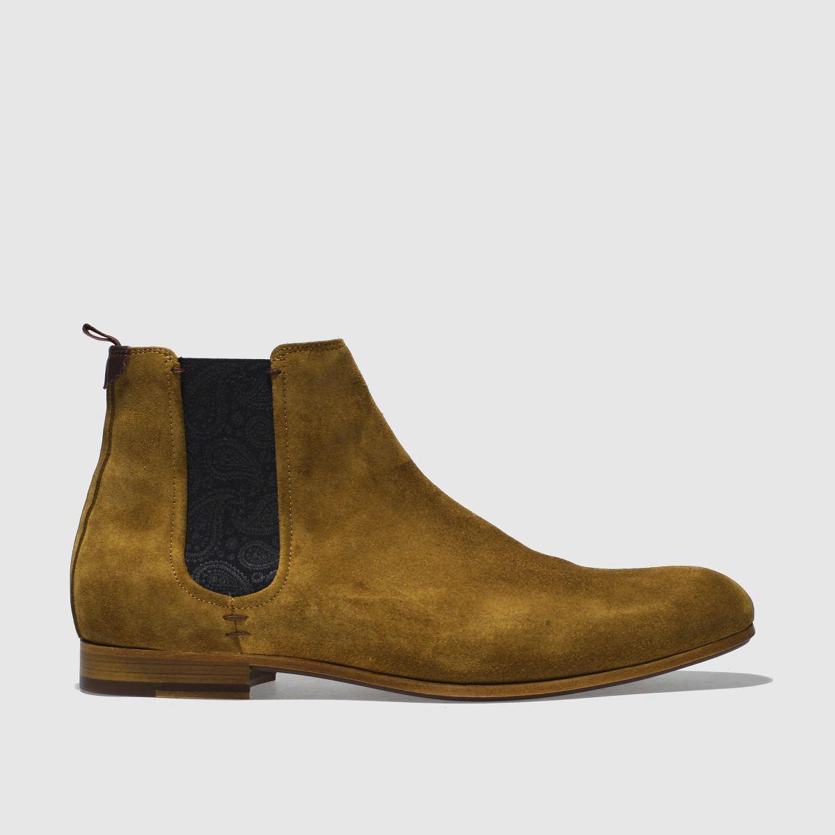 Ted Baker Tan Saldor Boots