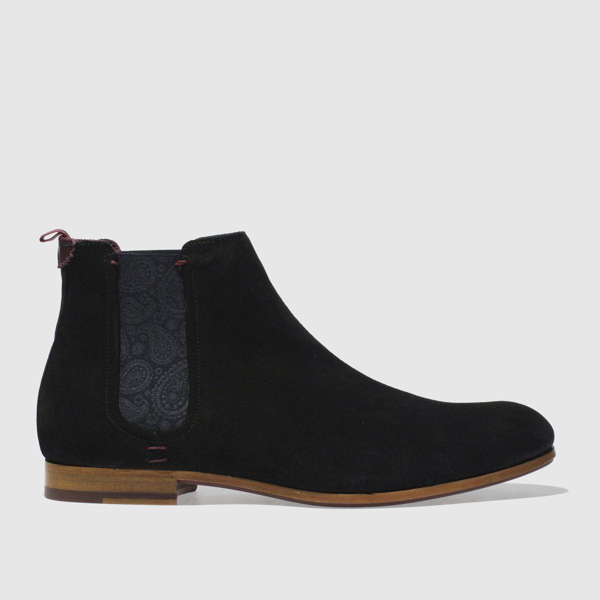 Ted Baker Black Saldor Boots