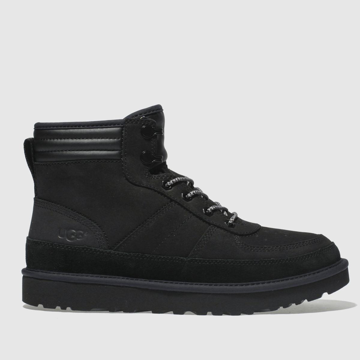 Ugg Black Highland Sport Boots
