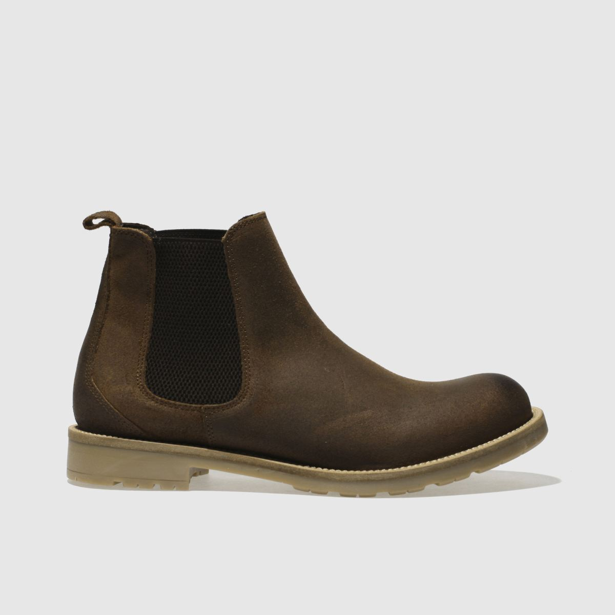 Schuh Brown Fletcher Chelsea Boots