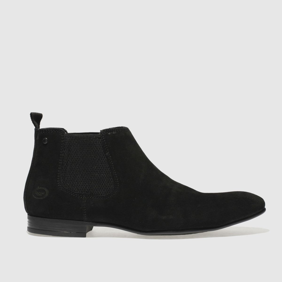 Base London Black Croft Boots
