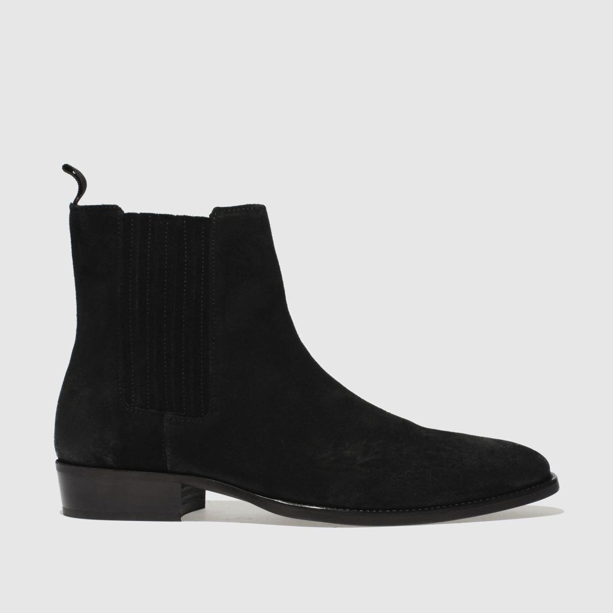 Schuh Black Pete Vent Boots