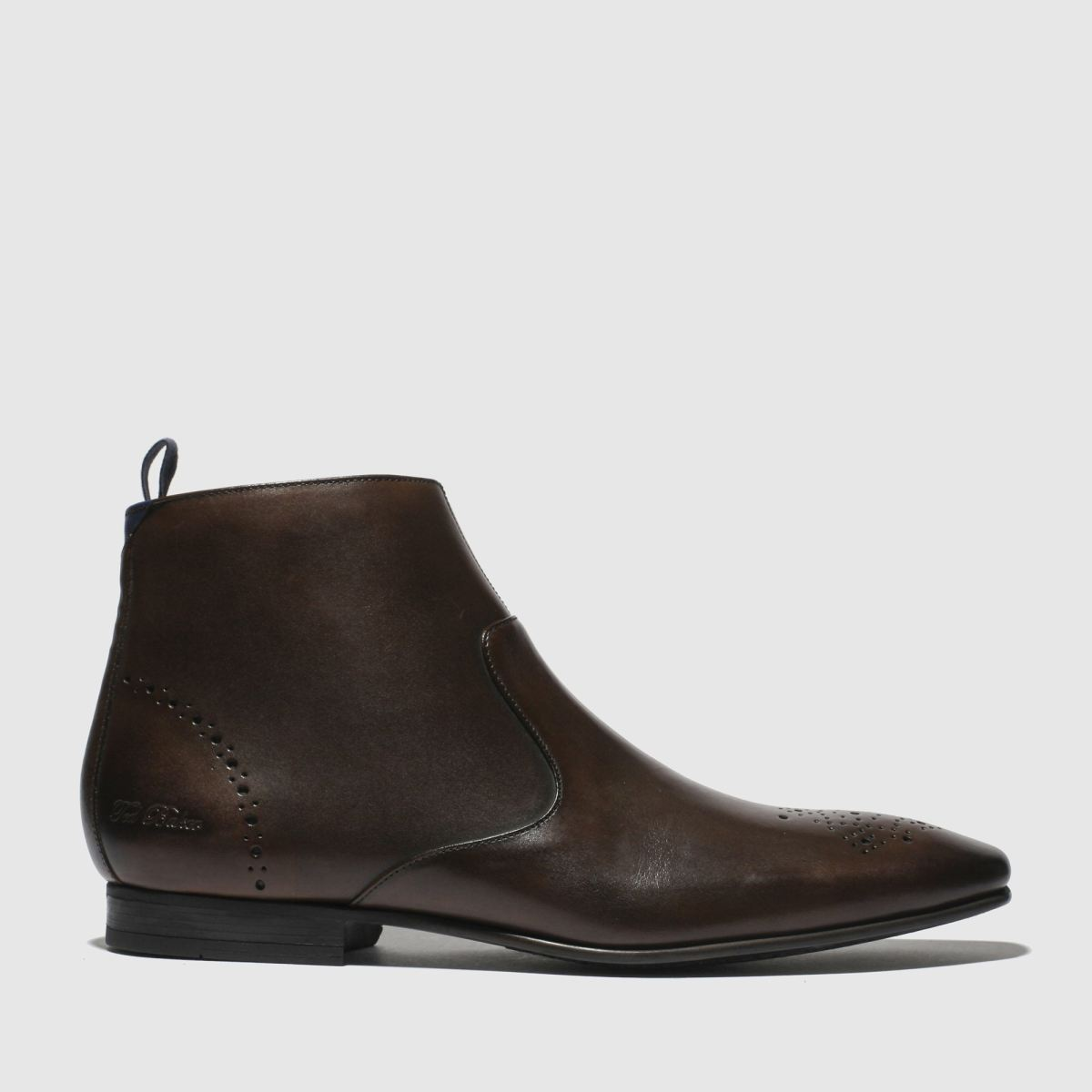 Ted Baker Brown Visthh Boots