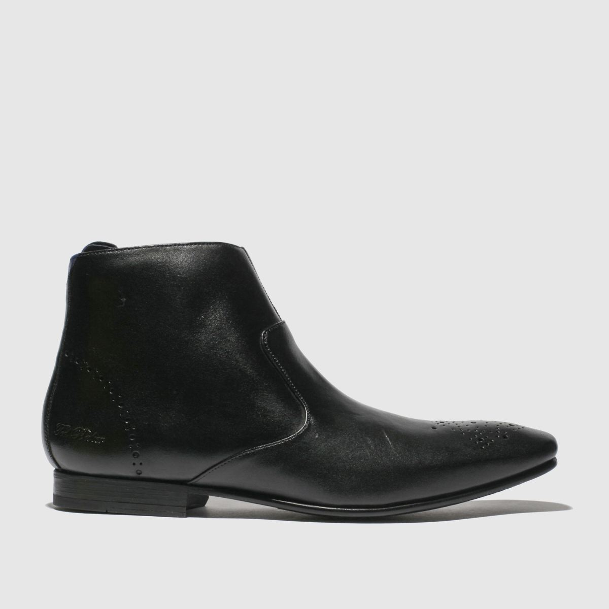 Ted Baker Black Visthh Boots