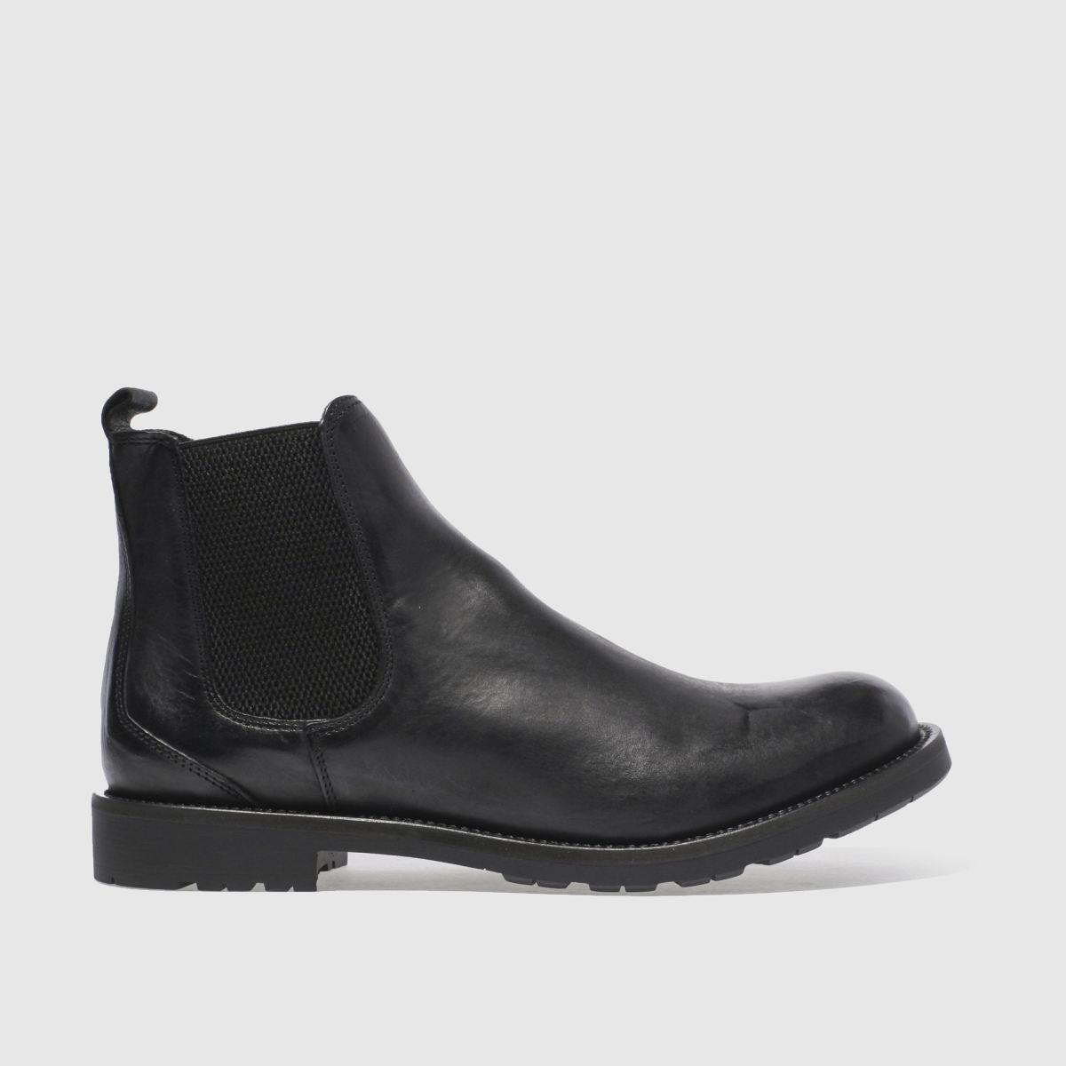 schuh black fletcher chelsea boots