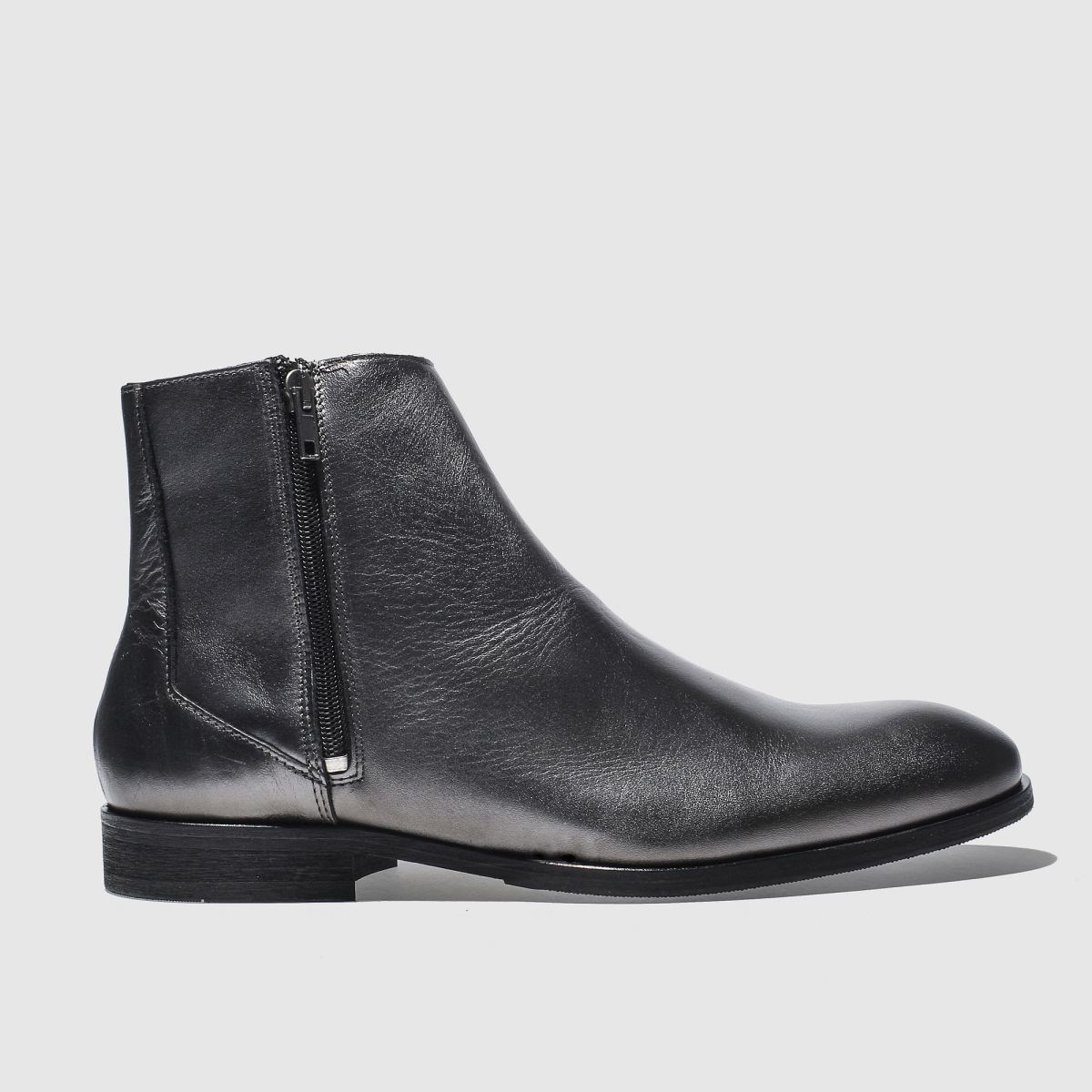 schuh Schuh Grey Jack Zip Boots