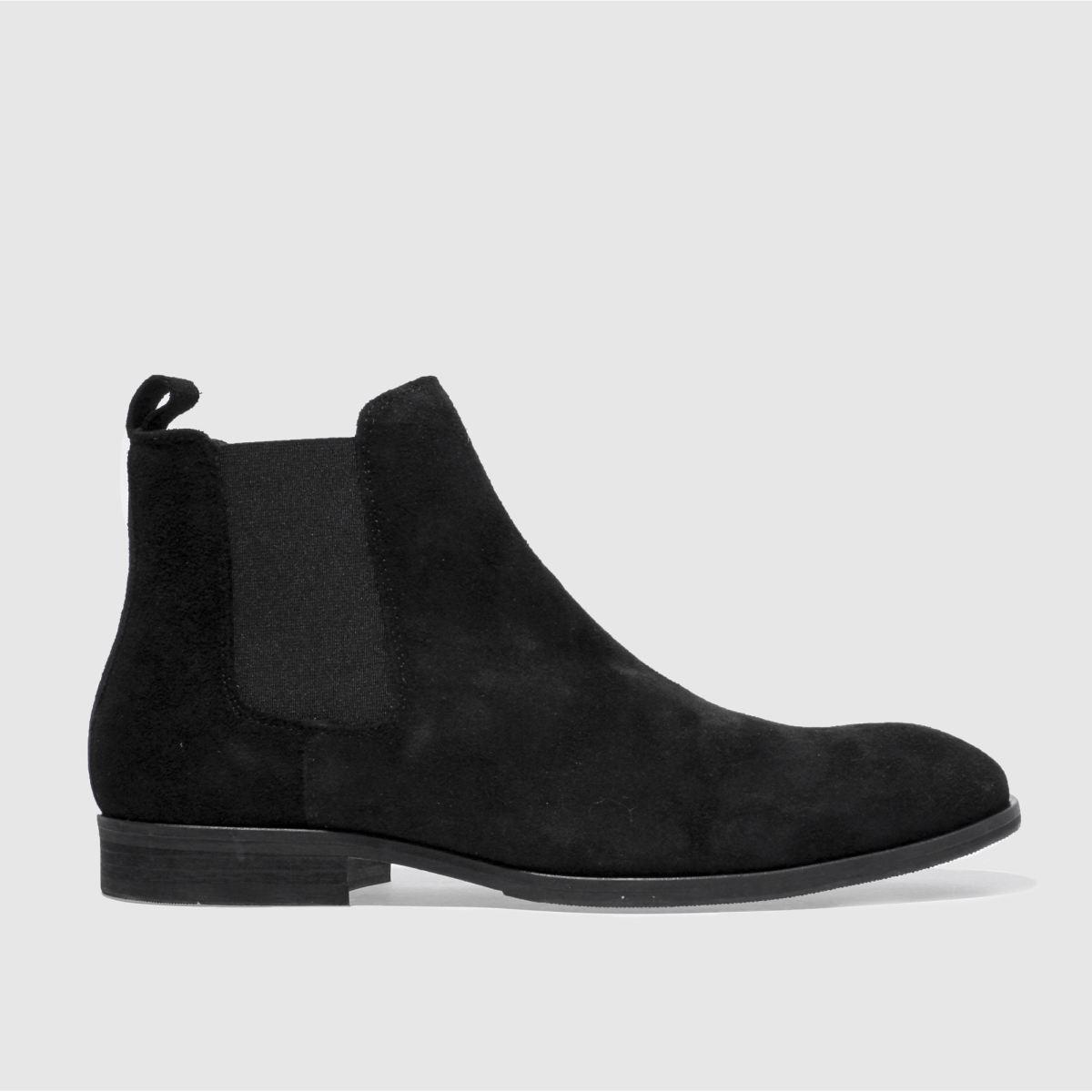 Schuh Black Khan Chelsea Boots