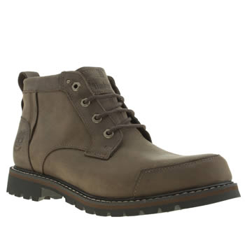Mens Timberland Brown Earthkeepers Ridge Chukka Boots