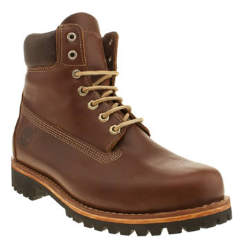 Timberland Brown Heritage Ltd Rugged Boots
